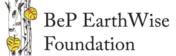 BeP EarthWise Foundation logo